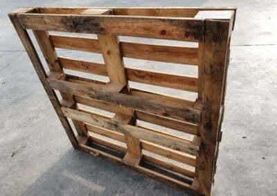 Palets de madera 1150x1150 fuerte de tacos