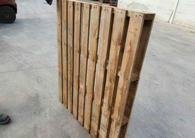 Palets de madera 120x100 de listones