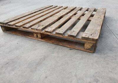 Palets de madera 120x120 fuerte perimetrico Cd.22