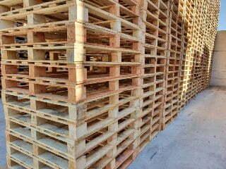 Venta de Palets usados 130 x110 fuerte Cd130