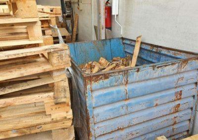 biomasa-con-palets-de-madera