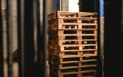 Cercos de madera para palets